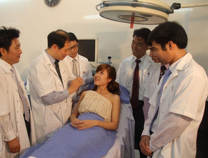 5 tiêu chí đánh giá phòng phẫu thuật thẩm mỹ an toàn 5