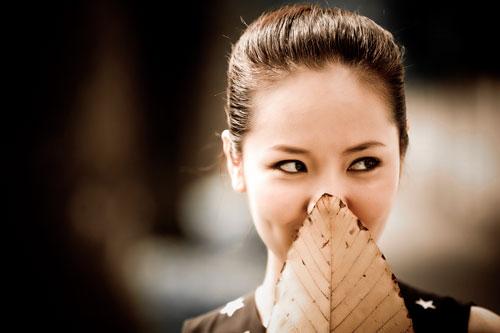 """""""Đọ"""" má lúm đồng tiền - Sao Việt nào duyên hơn? 5"""