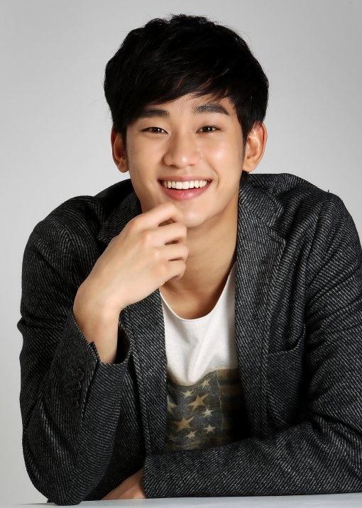 """Tạo má lúm đồng tiền đẹp """"đốn tim"""" như """"cụ giáo"""" Kim Soo Hyun 3"""