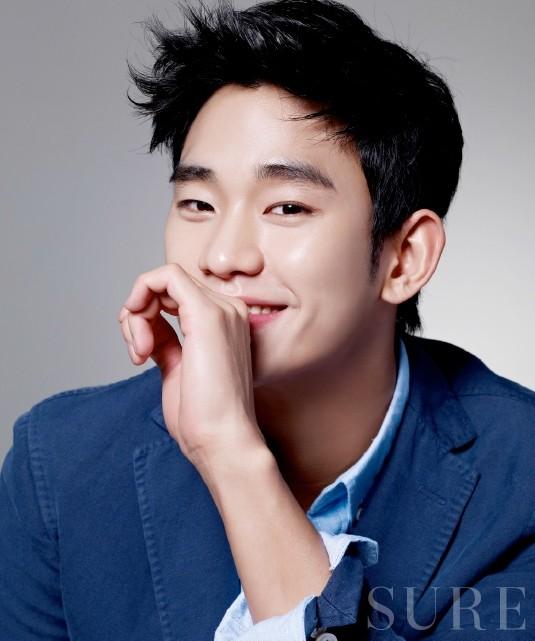 """Tạo má lúm đồng tiền đẹp """"đốn tim"""" như """"cụ giáo"""" Kim Soo Hyun 5"""