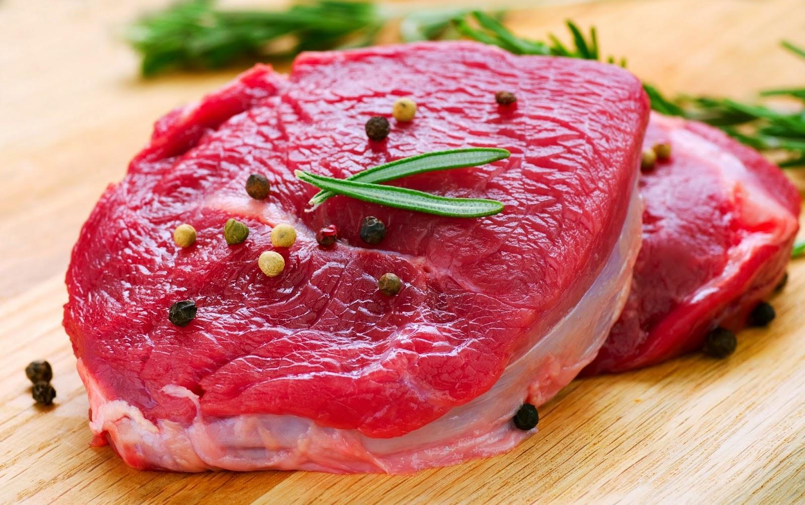Kiêng thịt bò giúp má lúm mau đẹp tự nhiên nhất