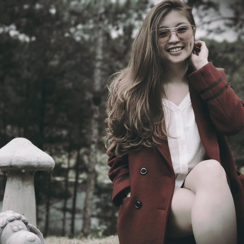 Mỹ Linh sở hữu nụ cười xinh duyên đáng ghen tị 1